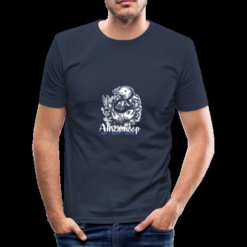 geweihbär Ahrenshoop 2018 - Männer Slim Fit T-Shirt