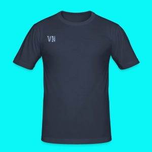 Velocity Networks Hoody! - Men's Slim Fit T-Shirt