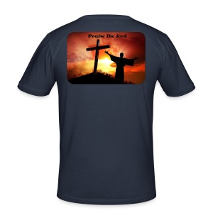 Praise the lord - Slim Fit T-shirt herr
