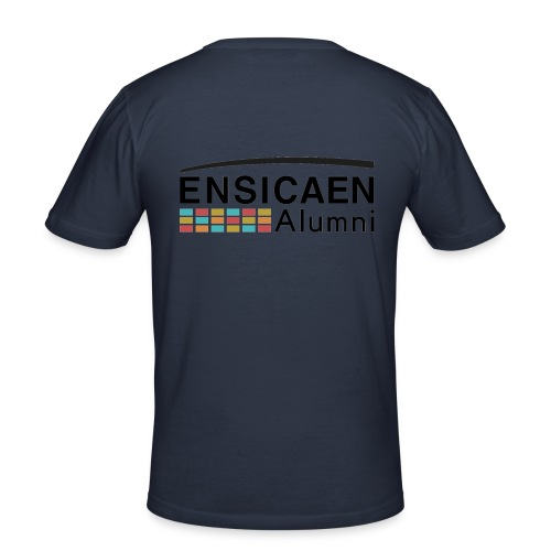 Collection Ensicaen alumni - T-shirt près du corps Homme