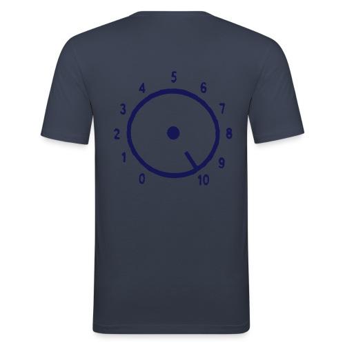 Volym - Slim Fit T-shirt herr