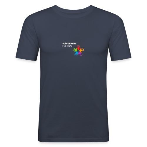 Mångfaldsfestival - Slim Fit T-shirt herr