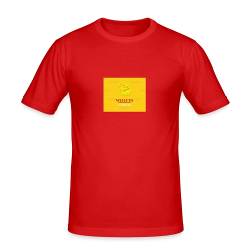 wolfes - Herre Slim Fit T-Shirt