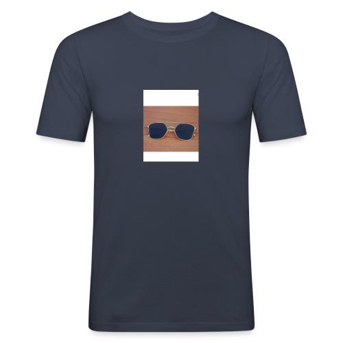 Feel - Men's Slim Fit T-Shirt