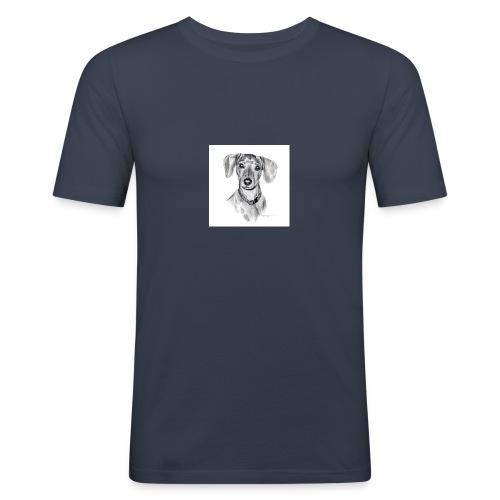 razza pura - Maglietta aderente da uomo