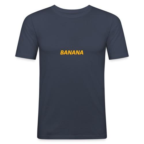 BANANA GAY - T-shirt près du corps Homme