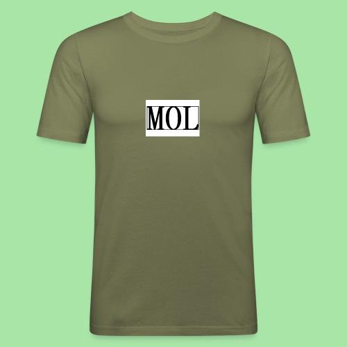 MOL - T-shirt près du corps Homme