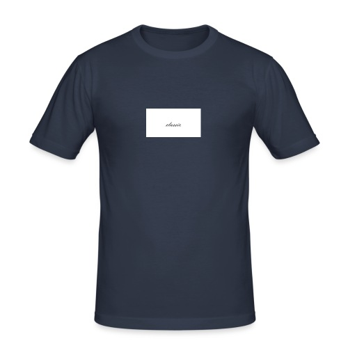 Classic Clinkx - Men's Slim Fit T-Shirt