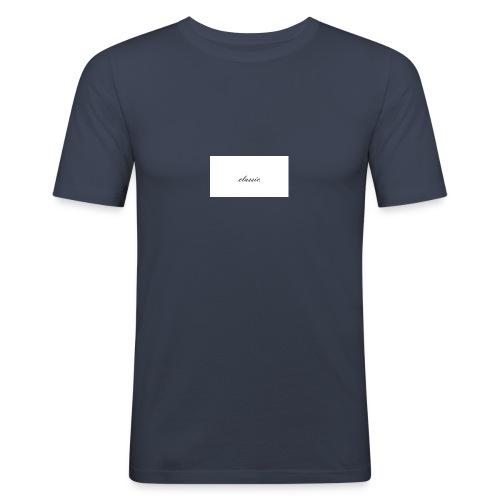 Classic Clinkx - Men's Slim Fit T-Shirt