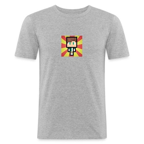 m crafter - Herre Slim Fit T-Shirt