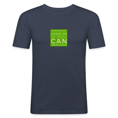 Coach me if you can - T-shirt près du corps Homme