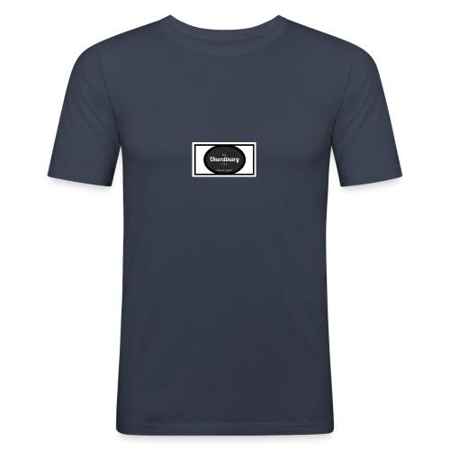 Unordinary - Herre Slim Fit T-Shirt