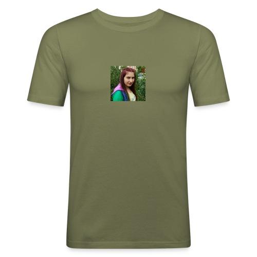 Ulku Seyma - Men's Slim Fit T-Shirt