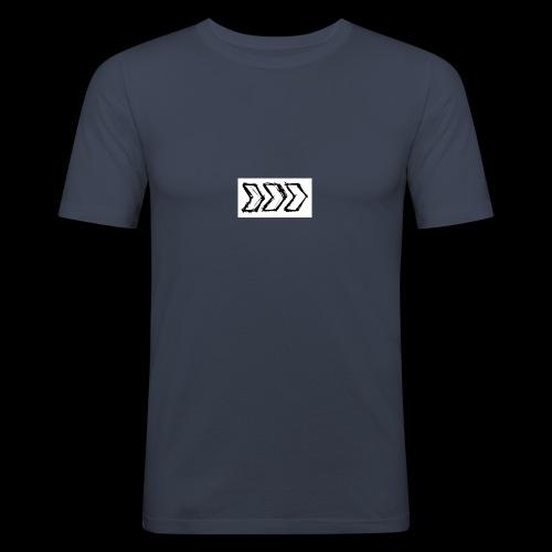th5AVAUY5J - Männer Slim Fit T-Shirt