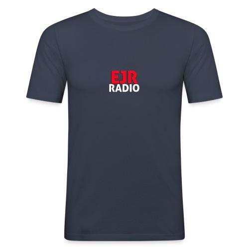 EJR_Words_Logo - Men's Slim Fit T-Shirt