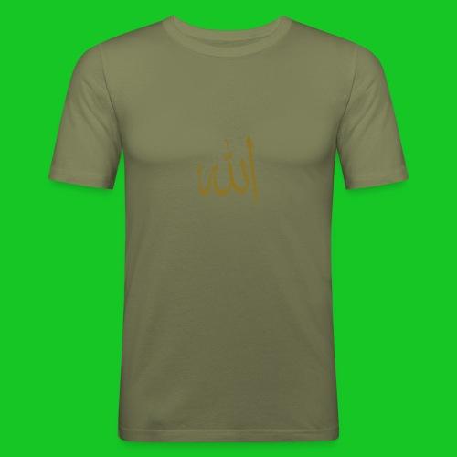Allah - slim fit T-shirt