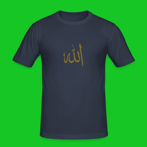 Allah - slim fit T-shirt