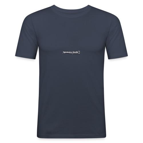 logo_TS - Obcisła koszulka męska