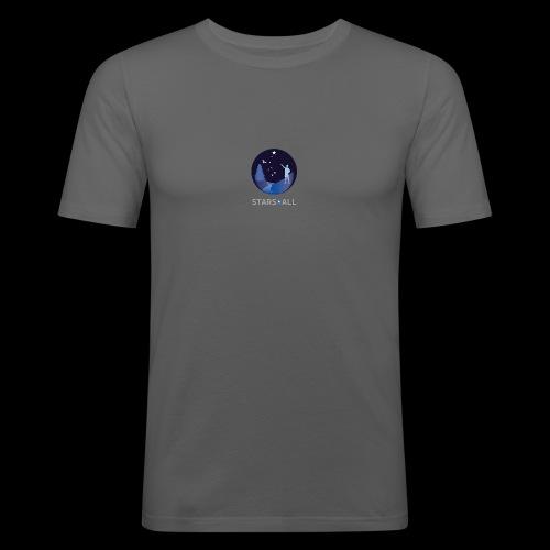 Stars4All - Camiseta ajustada hombre