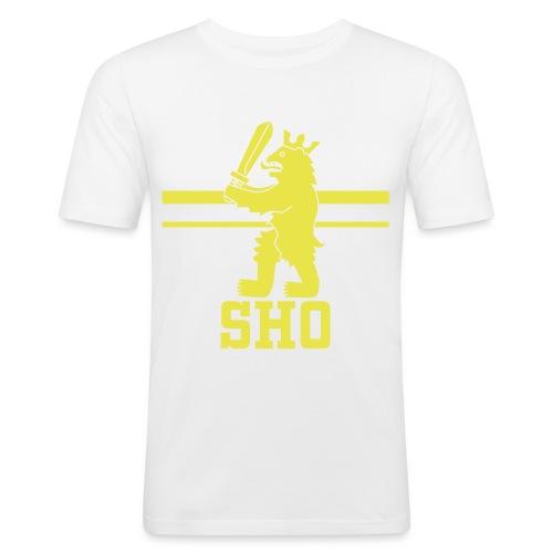 SHO Satakunta - Miesten tyköistuva t-paita