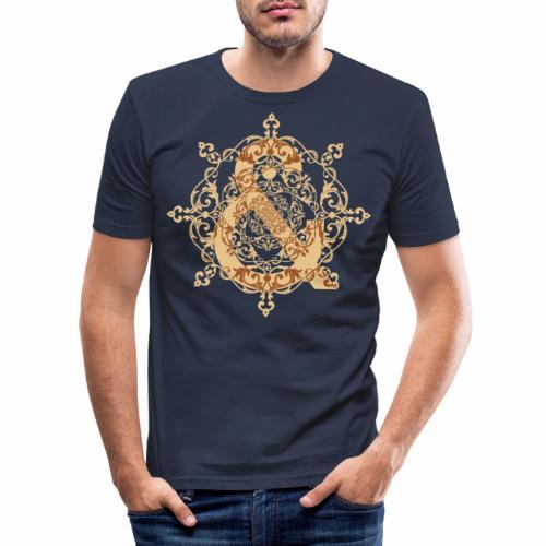 Escudo natural & ... - Camiseta ajustada hombre