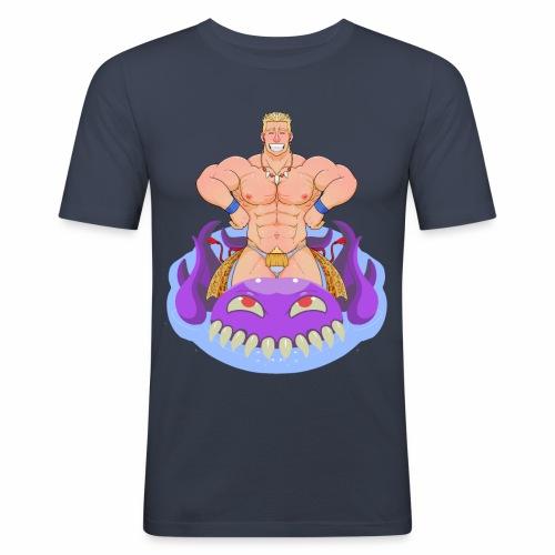 Runaway Prince - Men's Slim Fit T-Shirt