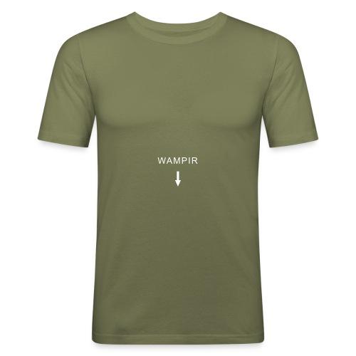 koerper wampir - Männer Slim Fit T-Shirt