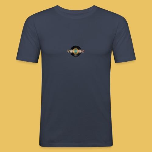 Quegan edition - T-shirt près du corps Homme