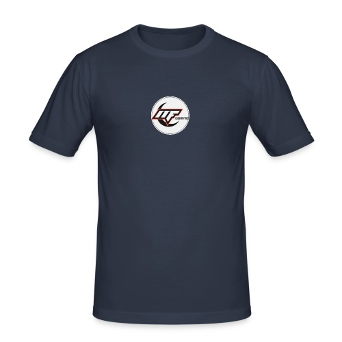 MFGaming Logo - Youtube - Herre Slim Fit T-Shirt