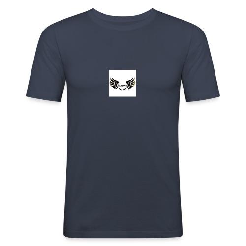 2017-28-1--23-40-42 - Men's Slim Fit T-Shirt