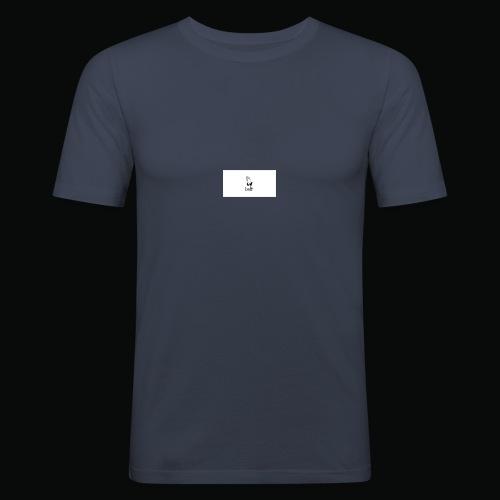 bafti hoodie - Herre Slim Fit T-Shirt