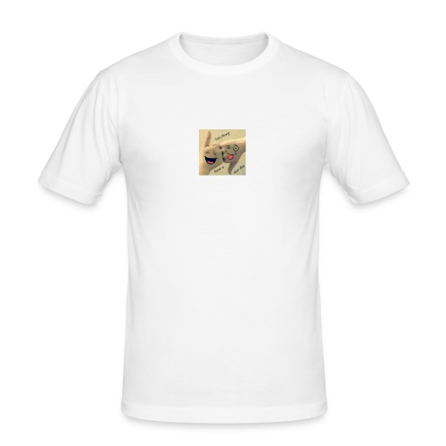 Friends 3 - Men's Slim Fit T-Shirt