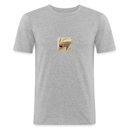 Friends 3 - Men's Slim Fit T-Shirt