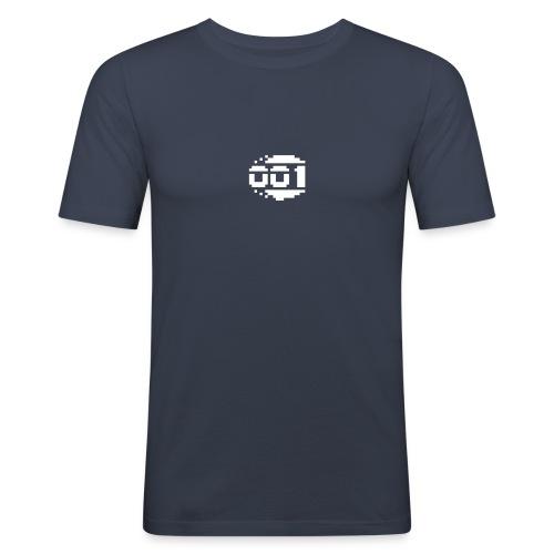 Droid 001 - Männer Slim Fit T-Shirt