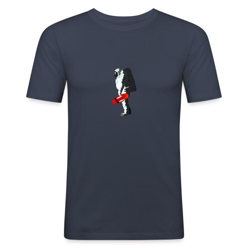Space Lifeguard - Men's Slim Fit T-Shirt