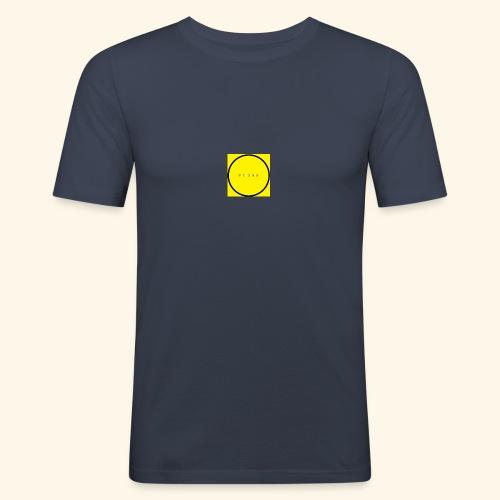 FUCK XANAX - Herre Slim Fit T-Shirt