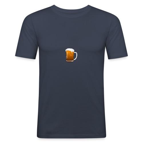 Bier - Männer Slim Fit T-Shirt