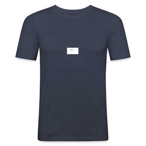 White Wolf Clothing - Herre Slim Fit T-Shirt