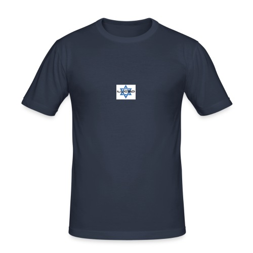 ilucap - Herre Slim Fit T-Shirt