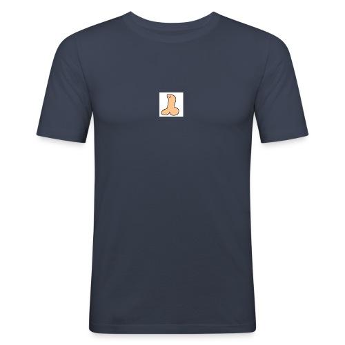 b7e4b7d1501ea022fddfd809e397ad2a png - Männer Slim Fit T-Shirt