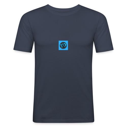tb - Mannen slim fit T-shirt
