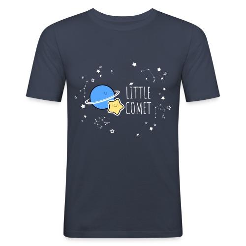 Little Comet - Miesten tyköistuva t-paita