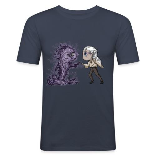 Darkside - T-shirt près du corps Homme