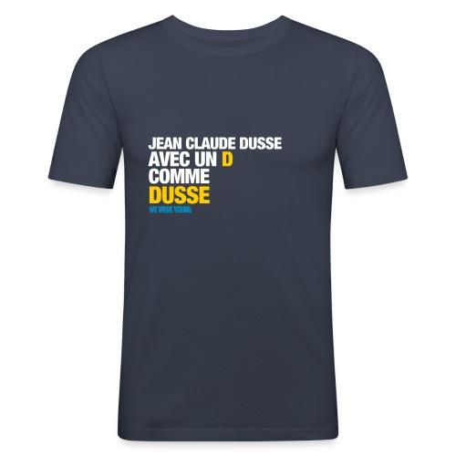 JEANCLAUDEDUS png - T-shirt près du corps Homme