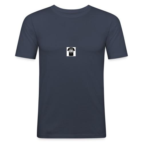 pseudo - T-shirt près du corps Homme