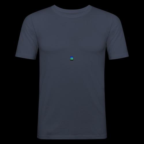 MEEGA POWER - Männer Slim Fit T-Shirt