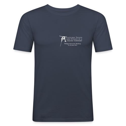 atscc-logo-small - Männer Slim Fit T-Shirt