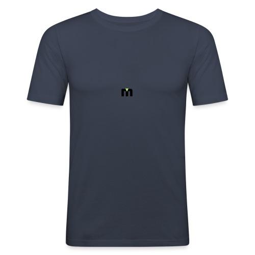 MISK - Männer Slim Fit T-Shirt