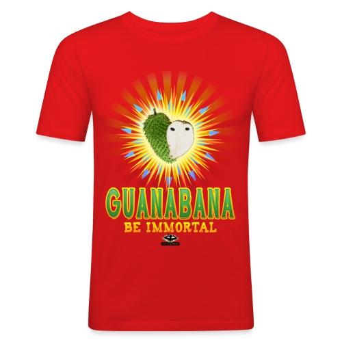 GUANABANA Magic Fruit - Maglietta aderente da uomo