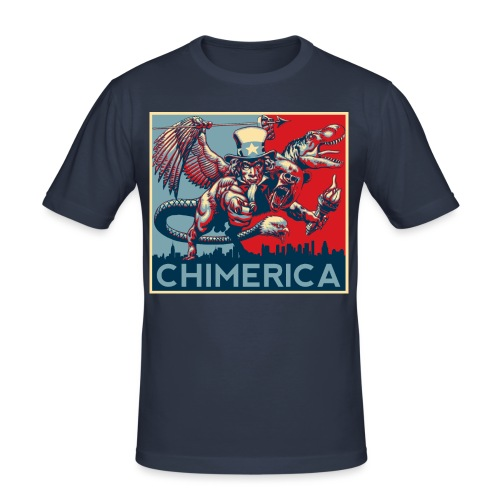 Chimerica - Men's Slim Fit T-Shirt